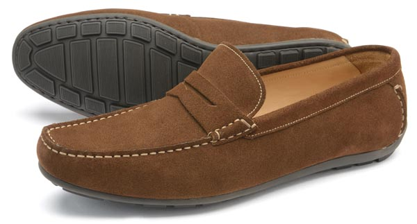 LIFESTYLE GOODWOOD BROWN SUEDE SINGLE