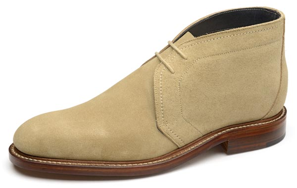 1880 LAWRENCE SAND SUEDE